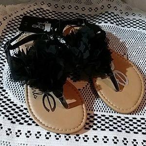 Bebe girls sandals